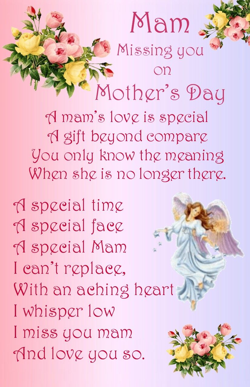 Mam on Mother's Day for sale at... Special Occasions by
