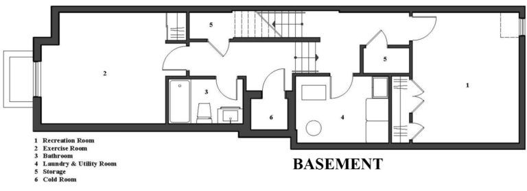 Linear House By Nano Design Build 10 Building Design House Floor Plans Basement Flooring Waterproof