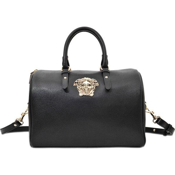 bd818b416560 Versace PALAZZO MEDIUM BOWLING BAG (49