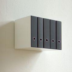 linea1 c aktenordner regal selekkt heim f r junges design wohnung. Black Bedroom Furniture Sets. Home Design Ideas