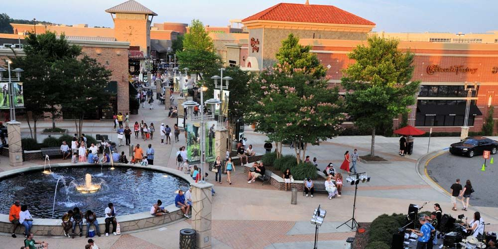 The Streets At Southpoint   Premier Shopping, Dining, Entertainment In  Raleigh / Durham,