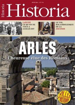 Arles. L'heureuse élue des Romains