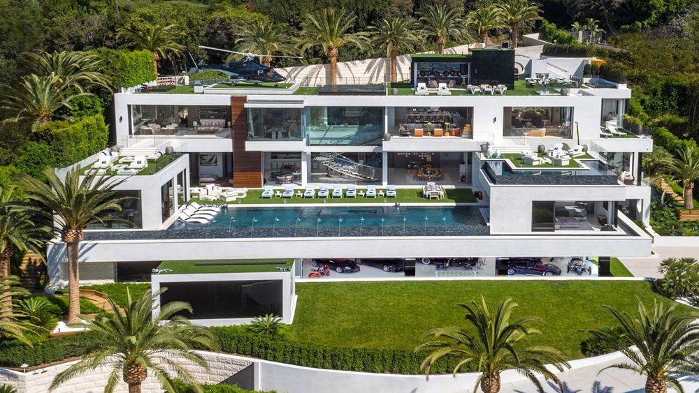 a 188 million mansion for sale 924 bel air road inspiring rh pinterest com