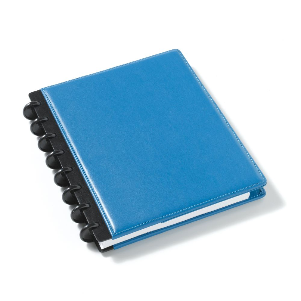 M By Staples 15 Leather Notebook £14.16