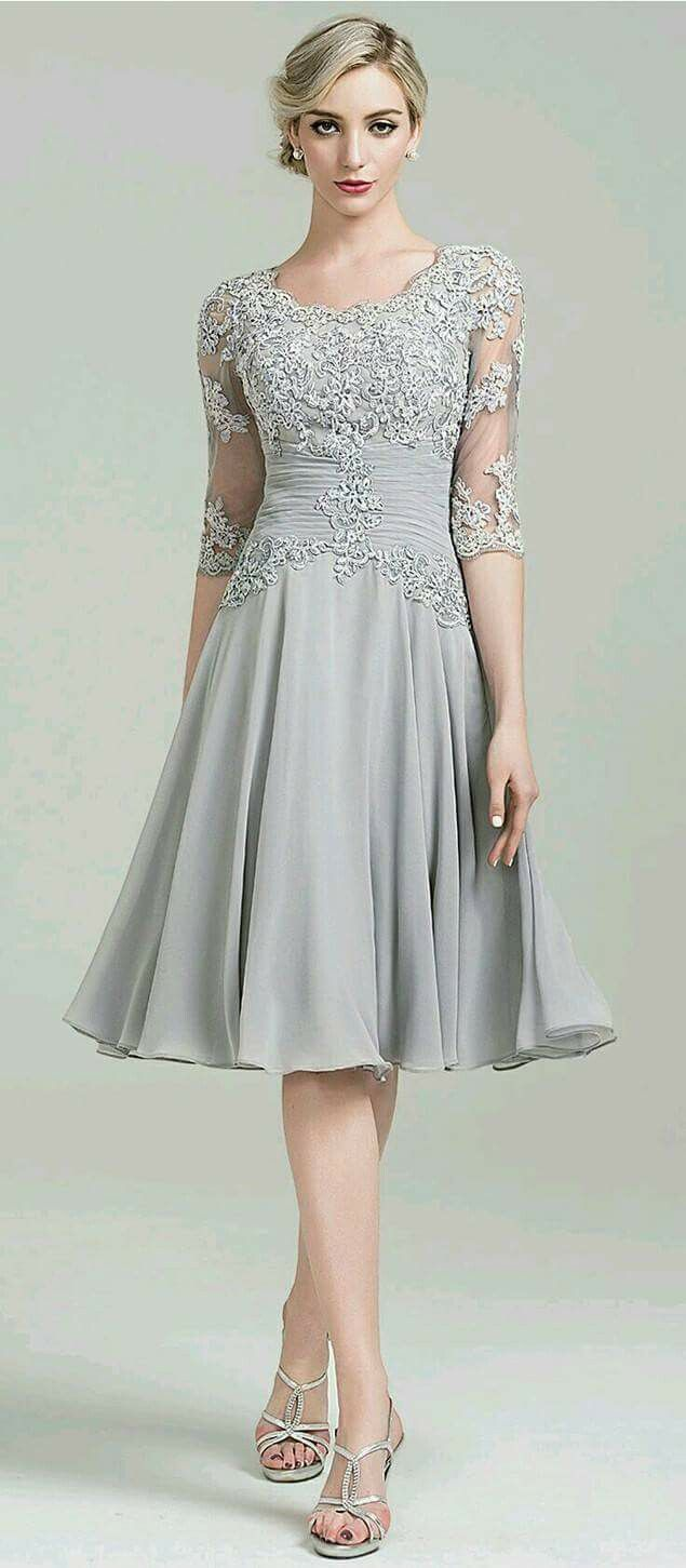 Wedding dresses for mother of the bride  Pin by Luciana Dal Ri on roupa de festa  Pinterest  Bride dresses