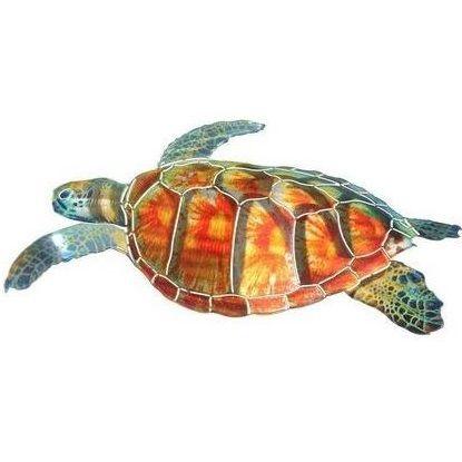 Sea Turtle Wall Art | Mega | Hanging | Turtle Gifts & Home Decor ...