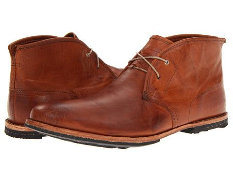 Timberland wodehouse plain toe chukka light oiled, Shoes, Brown
