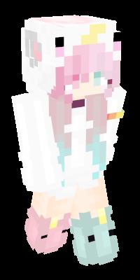 Pink Hair Minecraft Skins Namemc In 2020 Minecraft Girl Skins Minecraft Skins Girl Cat Minecraft Skins Cute