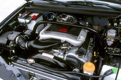 2001 suzuki grand vitara engine