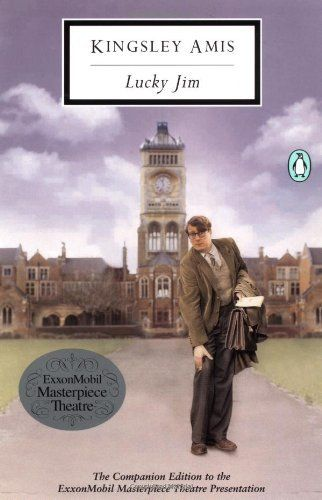 Lucky Jim By Kingsley Amis Masterpiece Theater David Lodge Lucky