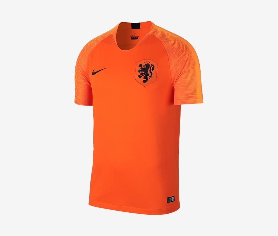 pretty nice a1ba1 1b78f Netherlands 2018 Home Jersey | Products | Football tops ...