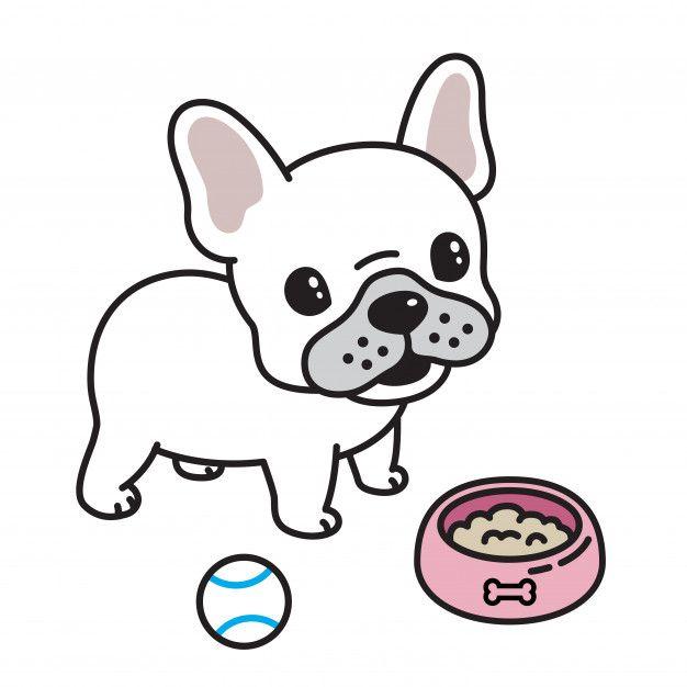 Black And White Cute Cartoon Dog Pictures From Kiya Koda