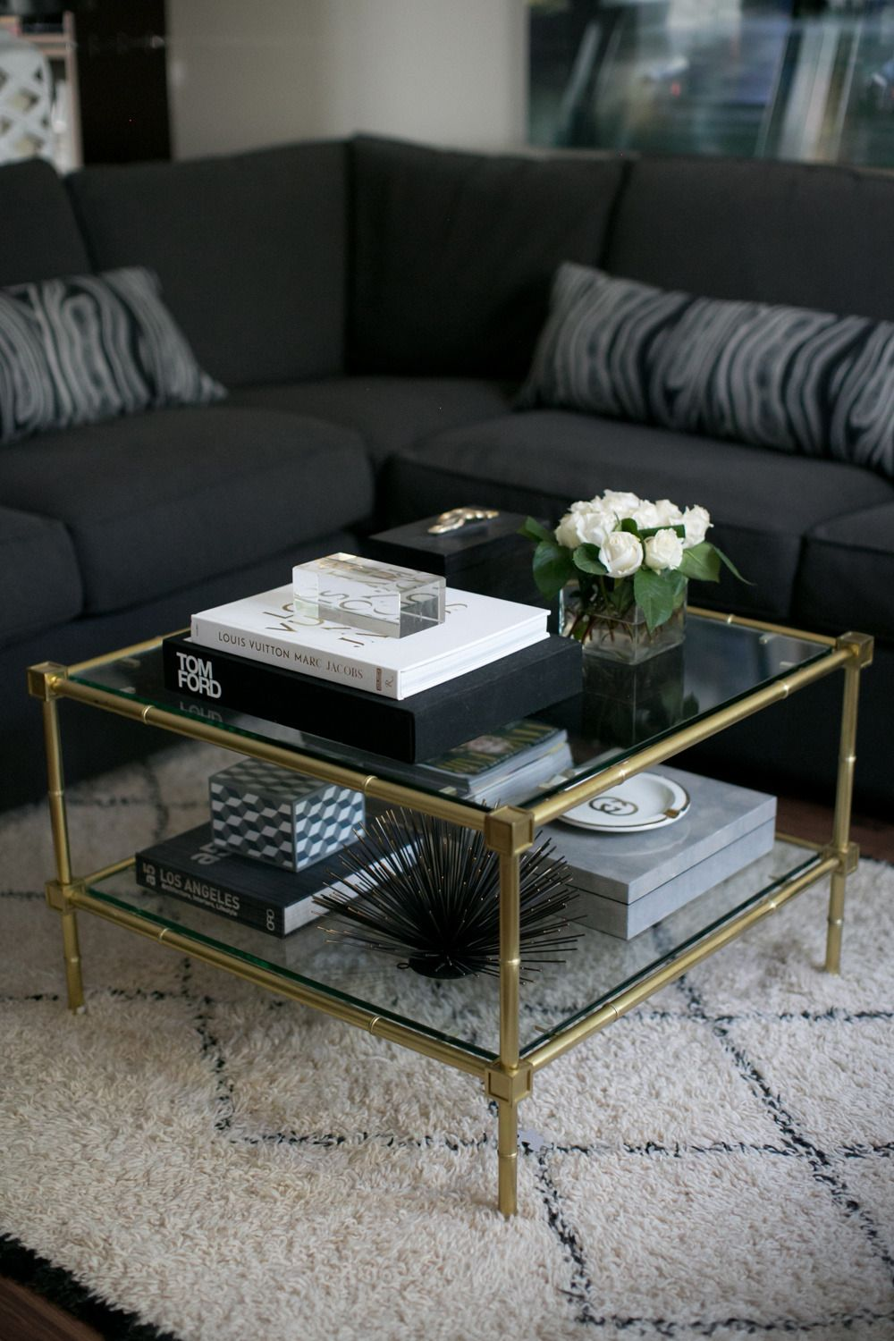 Chic Edgy Home Of Small Shop Coffee Table Decor Living