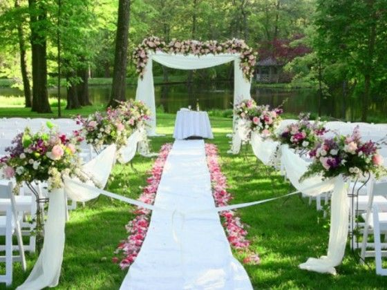 Outside 560x420 Planning The Perfect Outdoor Summer Wedding
