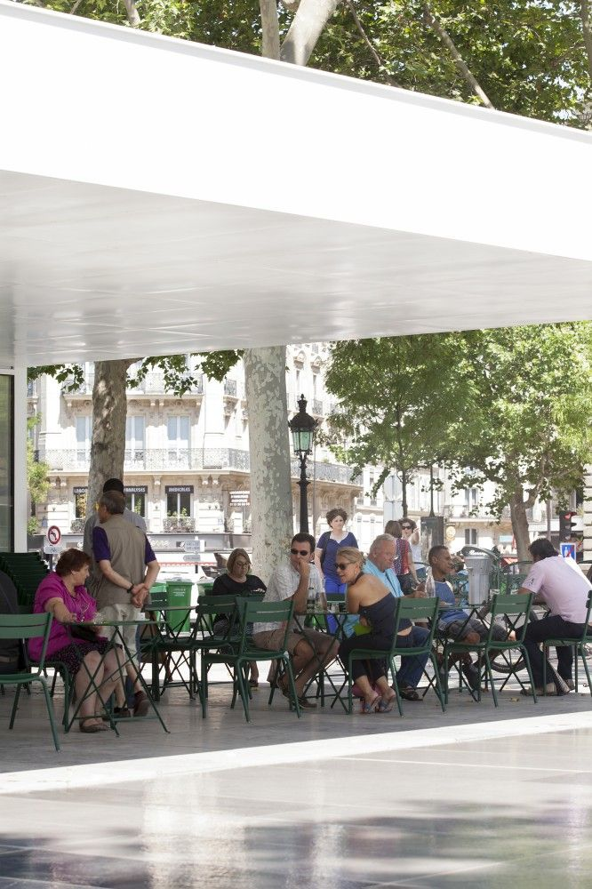 Monde & Medias / TVK Architectes