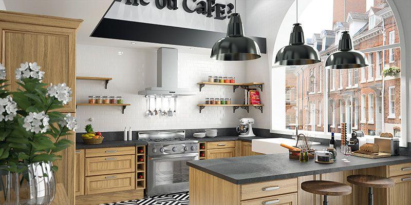 cevennes un style n o classique tr s chaleureux parfait dans un loft par exemple meubles. Black Bedroom Furniture Sets. Home Design Ideas