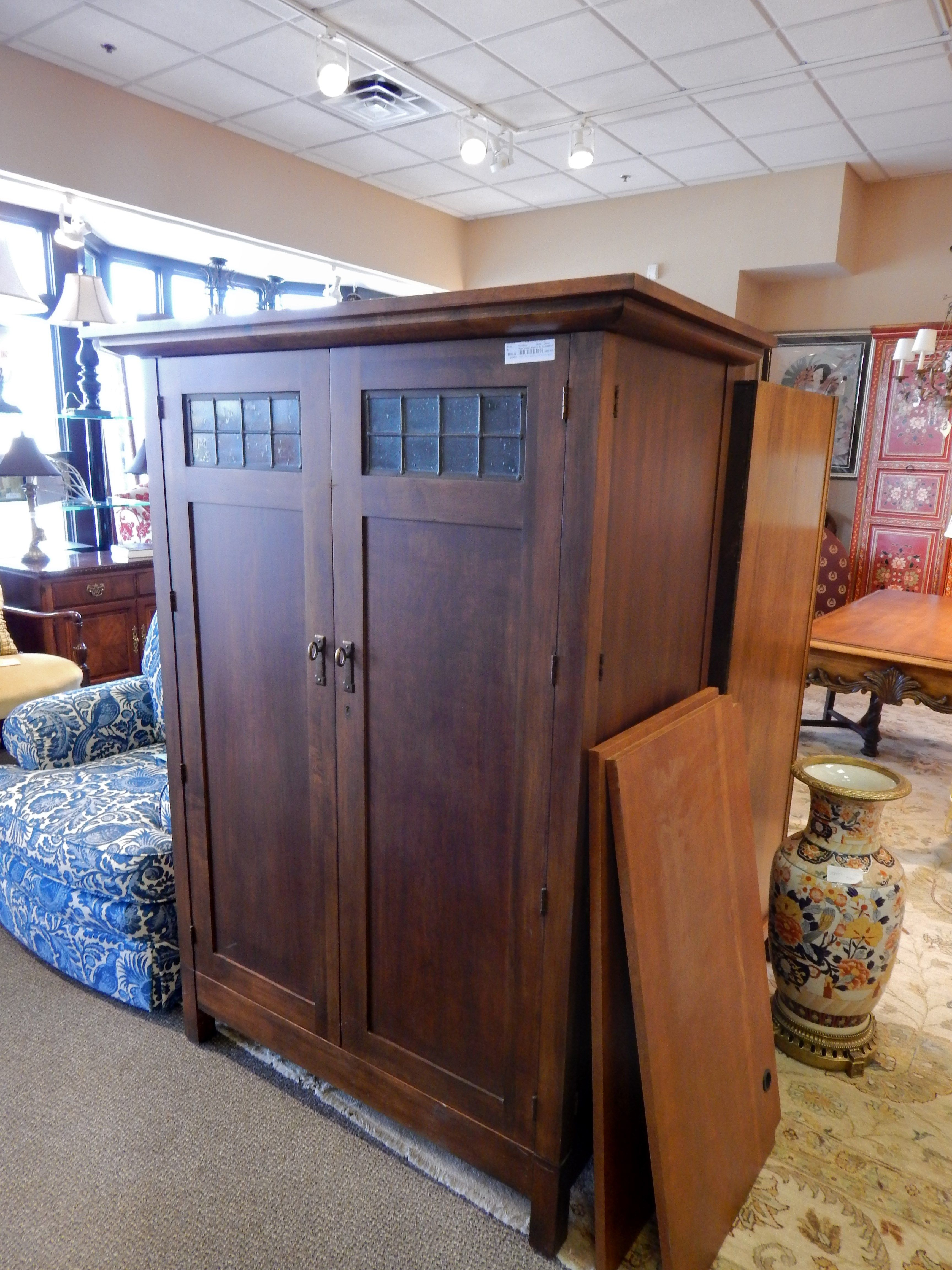 Romweber Armoire With Images Armoire Mission Style