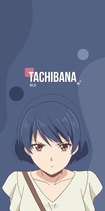 Tachibana Rui Domestic Na Kanojo Wallpaper Anime Wallpaper Iphone Anime Character Names Kawaii Anime