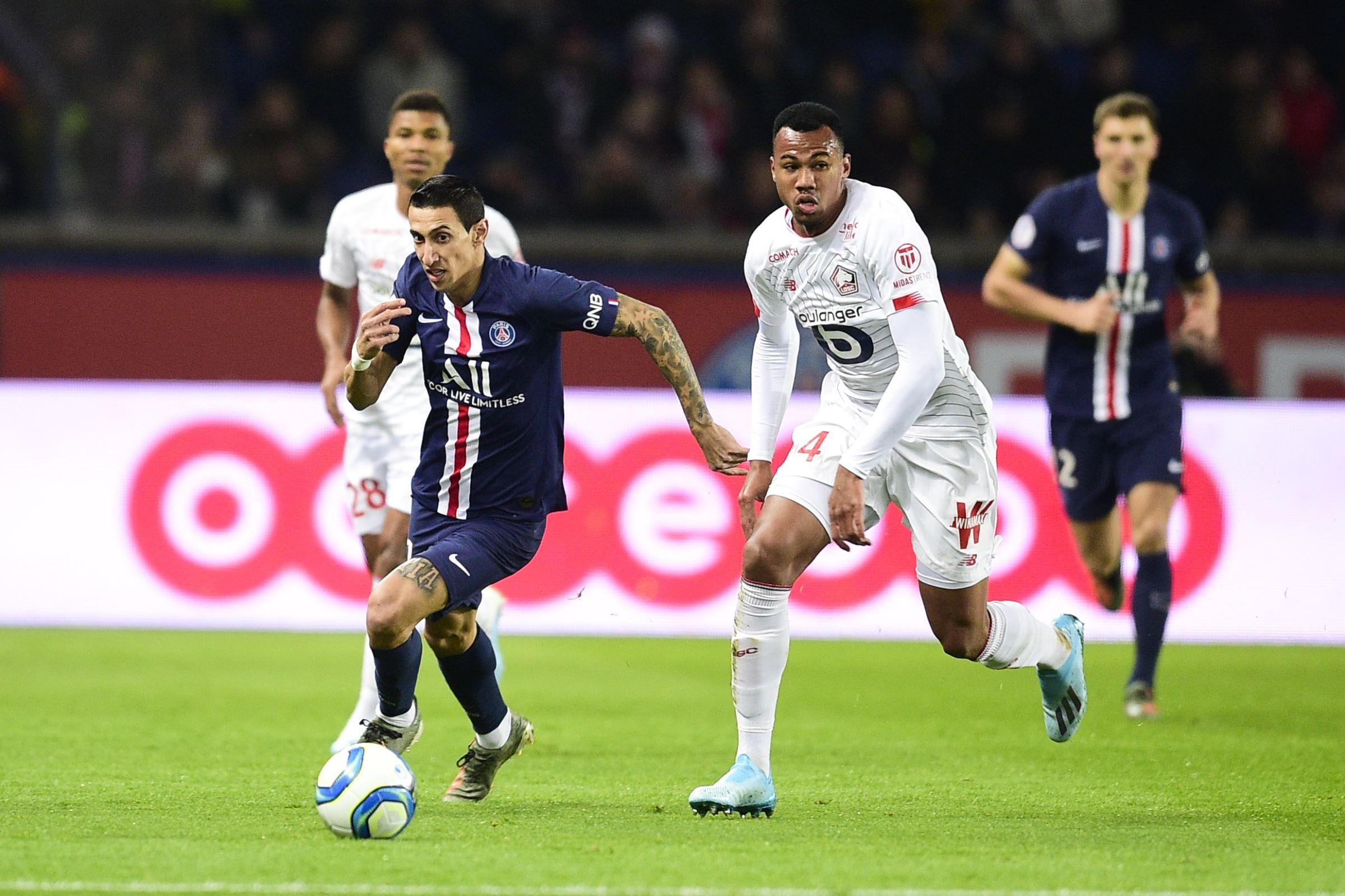 LillePSG sur quelle chaîne voir le match de Ligue 1 à