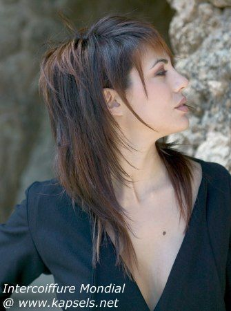 Gelaagd Lang Haar Make Up And Shit Hair Styles Hair Long Hair