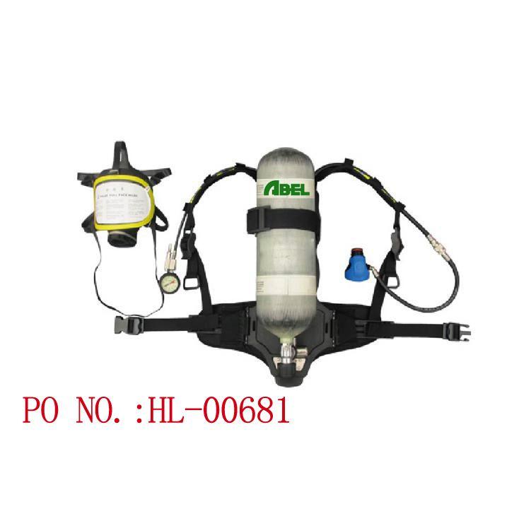 Model: HL-00681 Accessories: 1 6 8L carbon fiber cylinder 2
