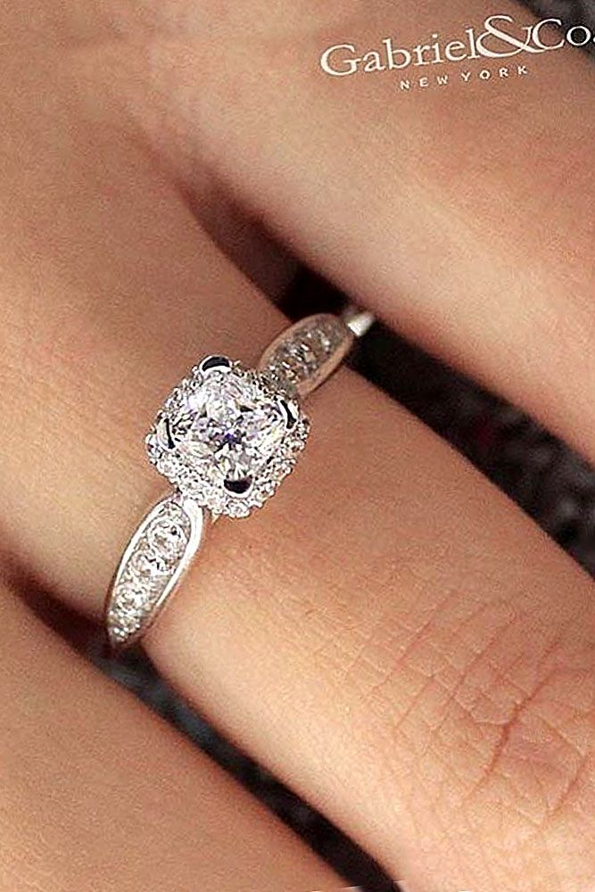 bague de fian ailles tendance 2017 2018 18 dazzling diamond engagement rings of her dreams. Black Bedroom Furniture Sets. Home Design Ideas