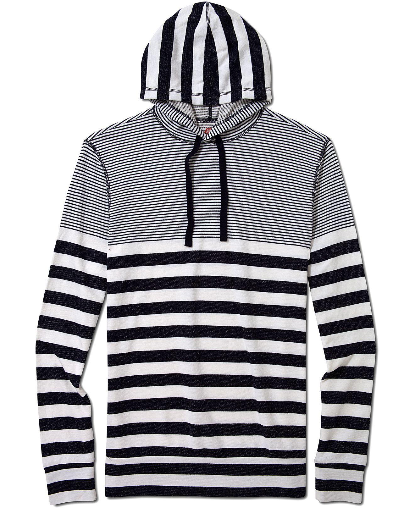 American Rag Shirt Striped Hoodie Mens Hoodies Track Jackets Macy S Mens Sweatshirts Hoodies Hoodies Men [ 1616 x 1320 Pixel ]