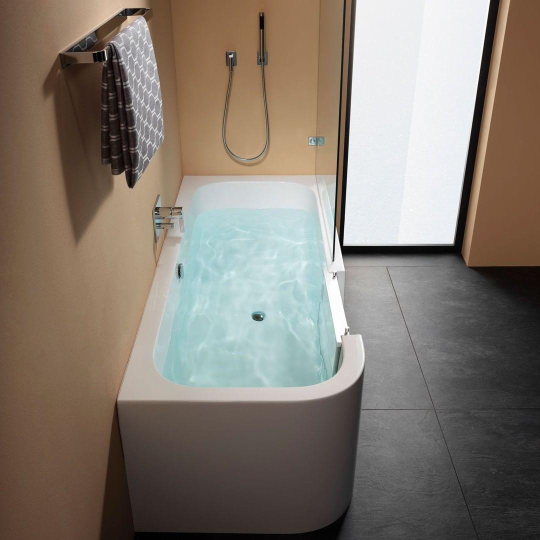 New The 10 Best Home Decor With Pictures Badewanne Livorno Easy Die Tur Mit Eingebautem Sicherheitsmechanismus Dieser Verhindert Unge Bathtub Bathroom