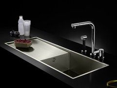 WATER UNITS | Stainless steel sink