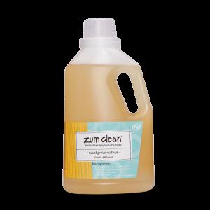 Eucalyptus Citrus Zum Clean Laundry Soap Organic Cleaning