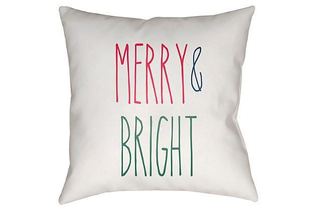 White Home Accents Pillow by Ashley Furniture