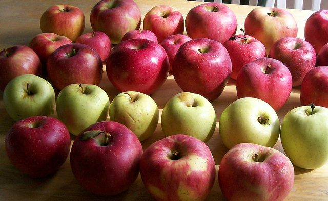 Apple mix by ruralgold, via Flickr