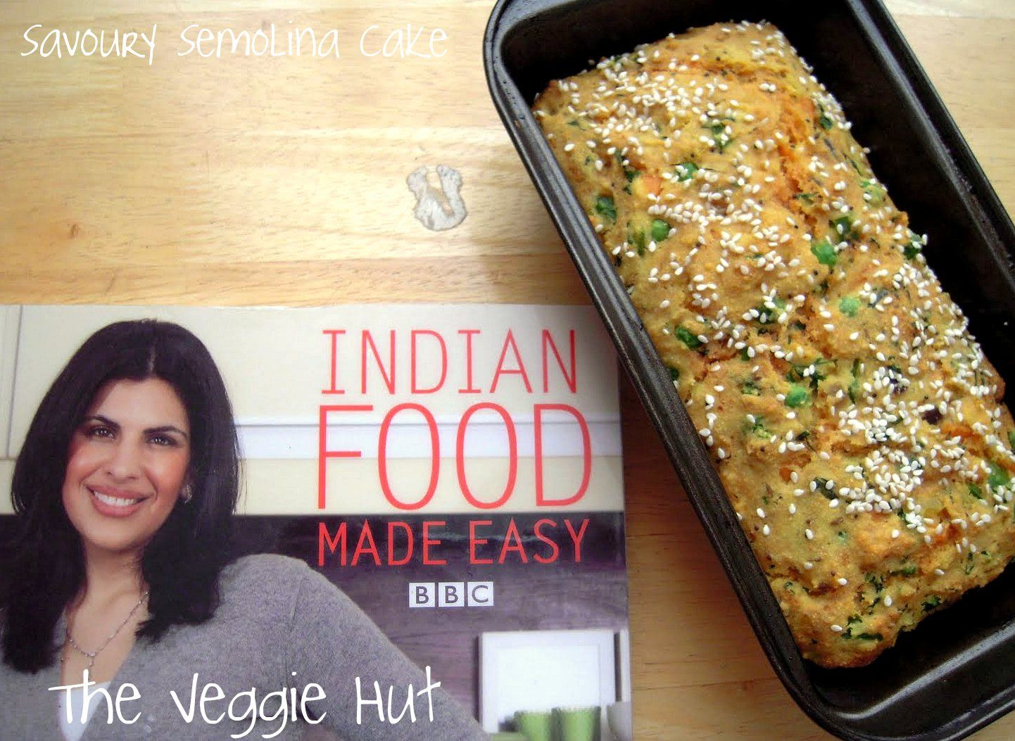 I Tried This Recipe From Anjum Anands Book Indian Food