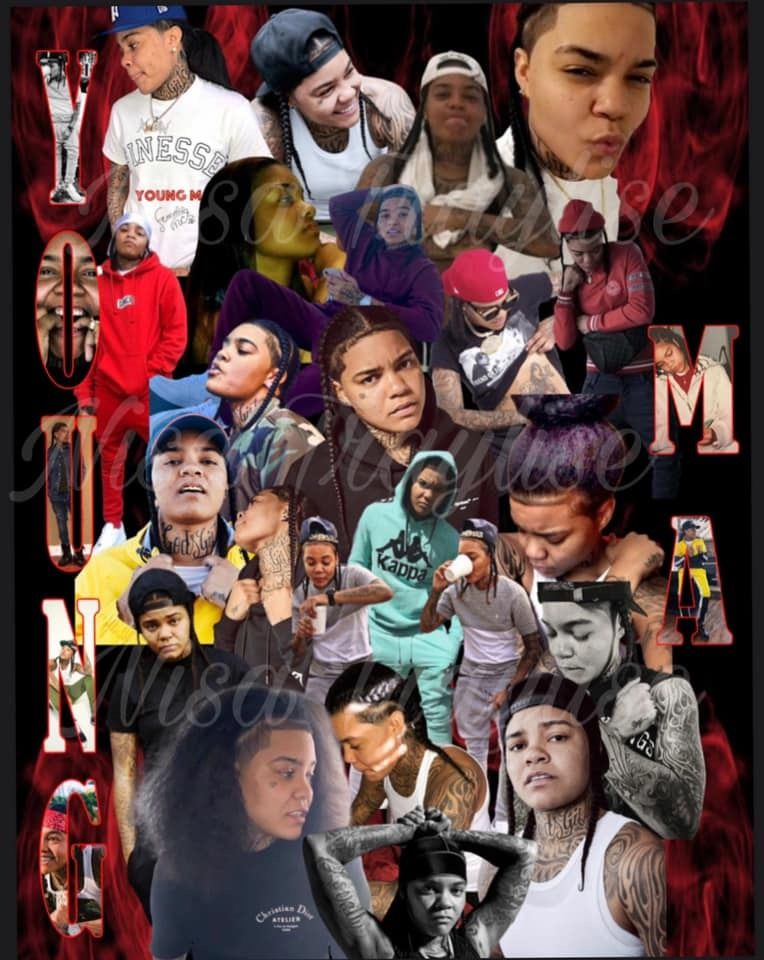 Young Ma Young Ma Stud Lesbians Young
