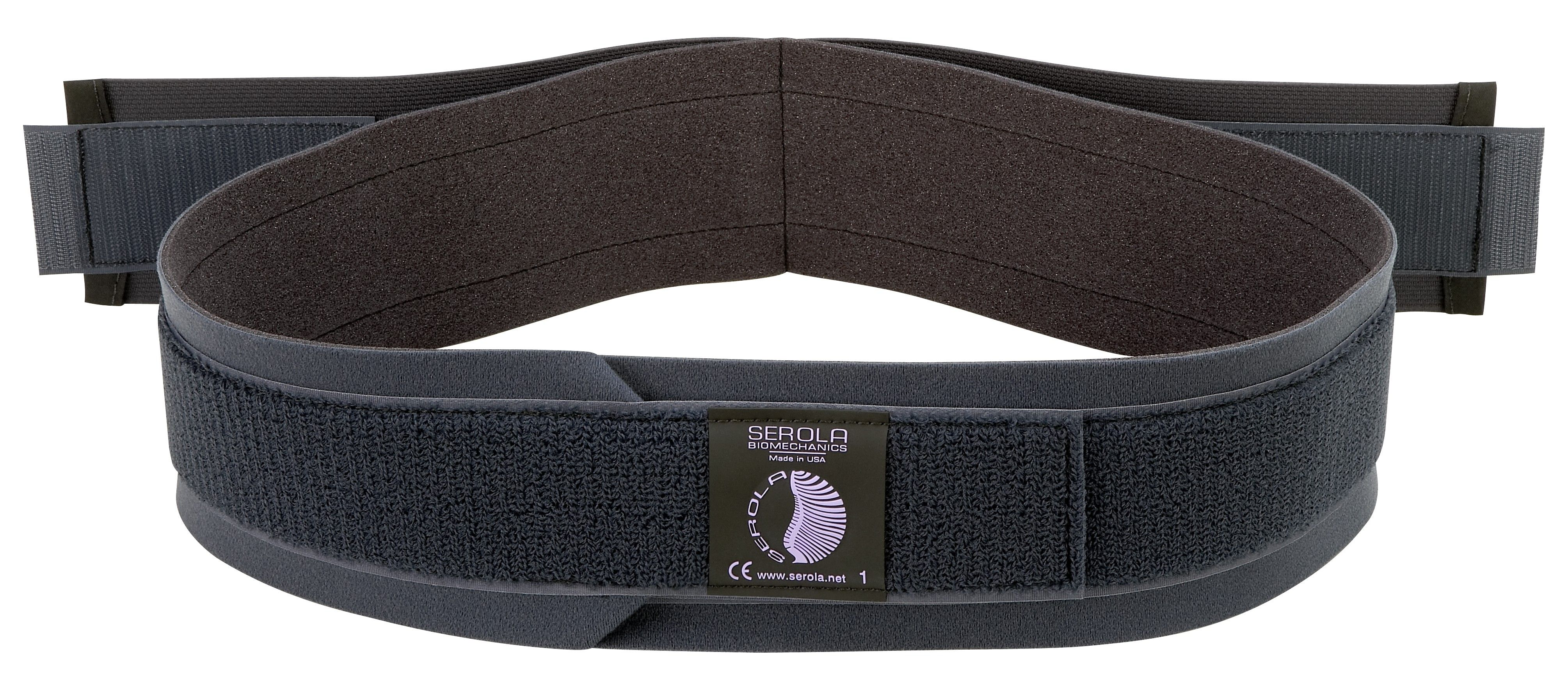 The Serola Sacroiliac Belt - I bought this for my Ehlers-Danlos Syndrome: SI & hip subluxations & dislocations (also helped my sensory processing disorder a bit too).