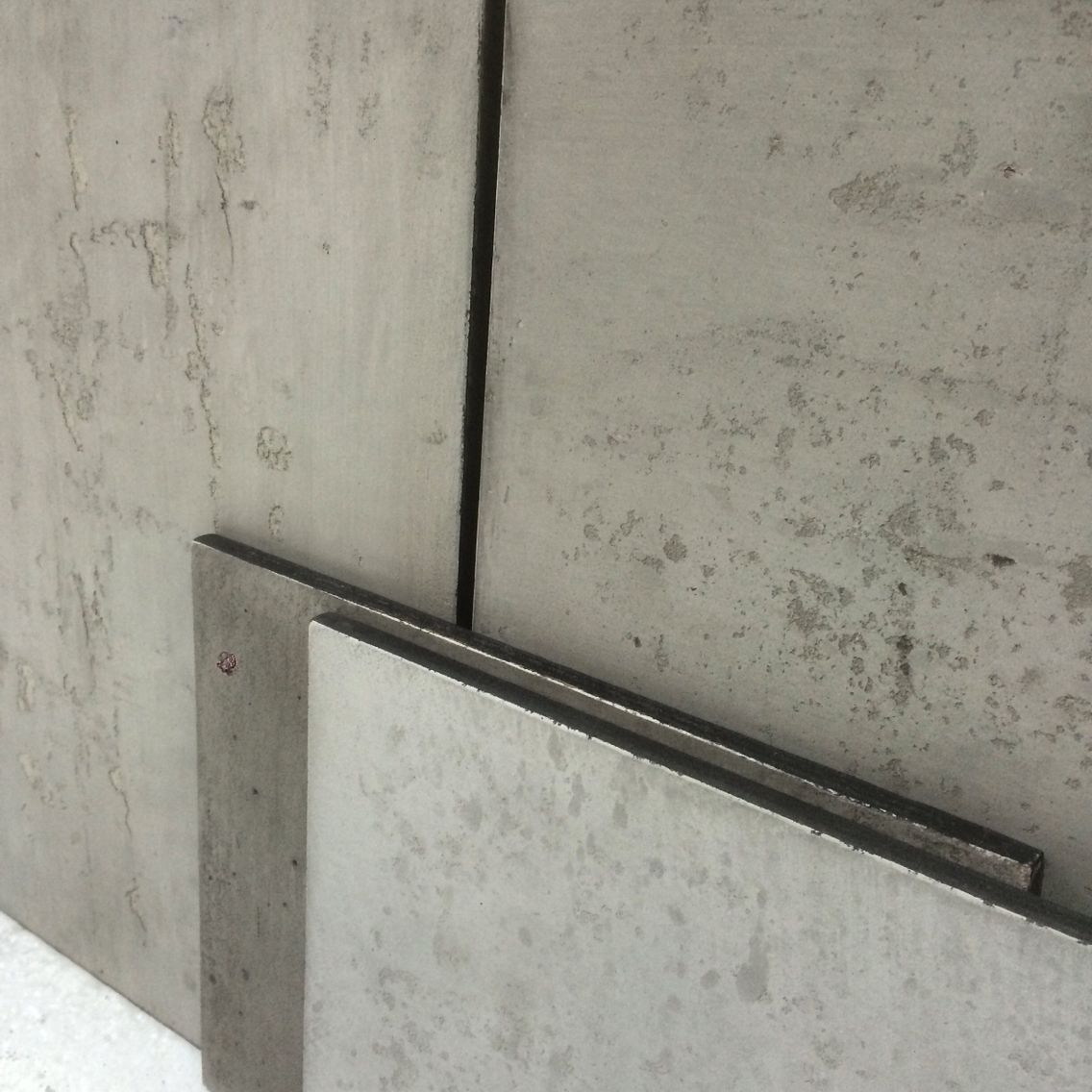 Downtown Faux Concrete Perfect For When Real Can T Be Used And Its Eco Friendly This 2 3mm Thick Veneer Of Plaster Looks Feels