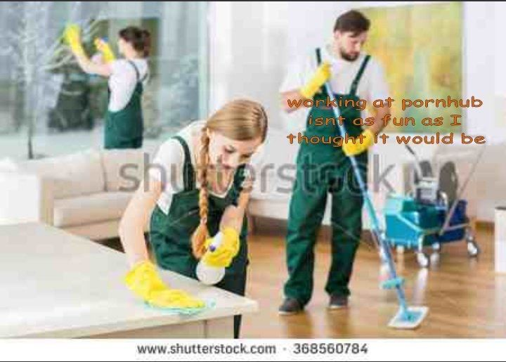 Pin by Summer Nicole on Funny | Commercial cleaning services