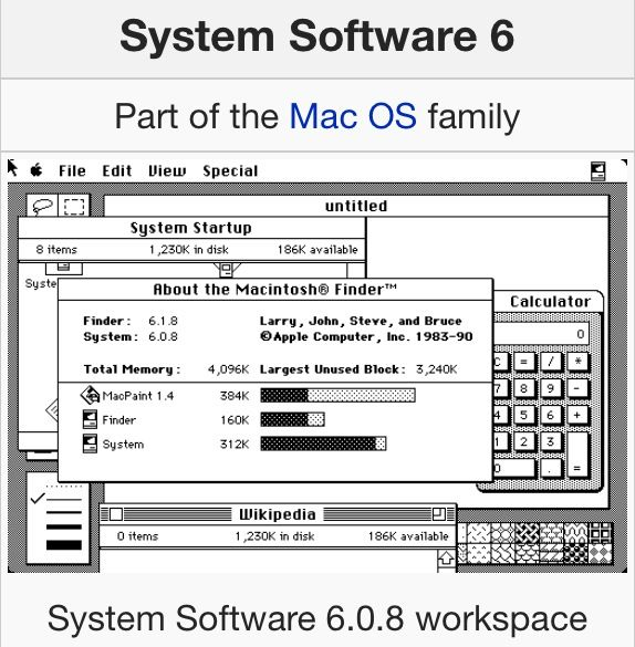 Apple System 6 With Images Apple Computer Black Friday Gift
