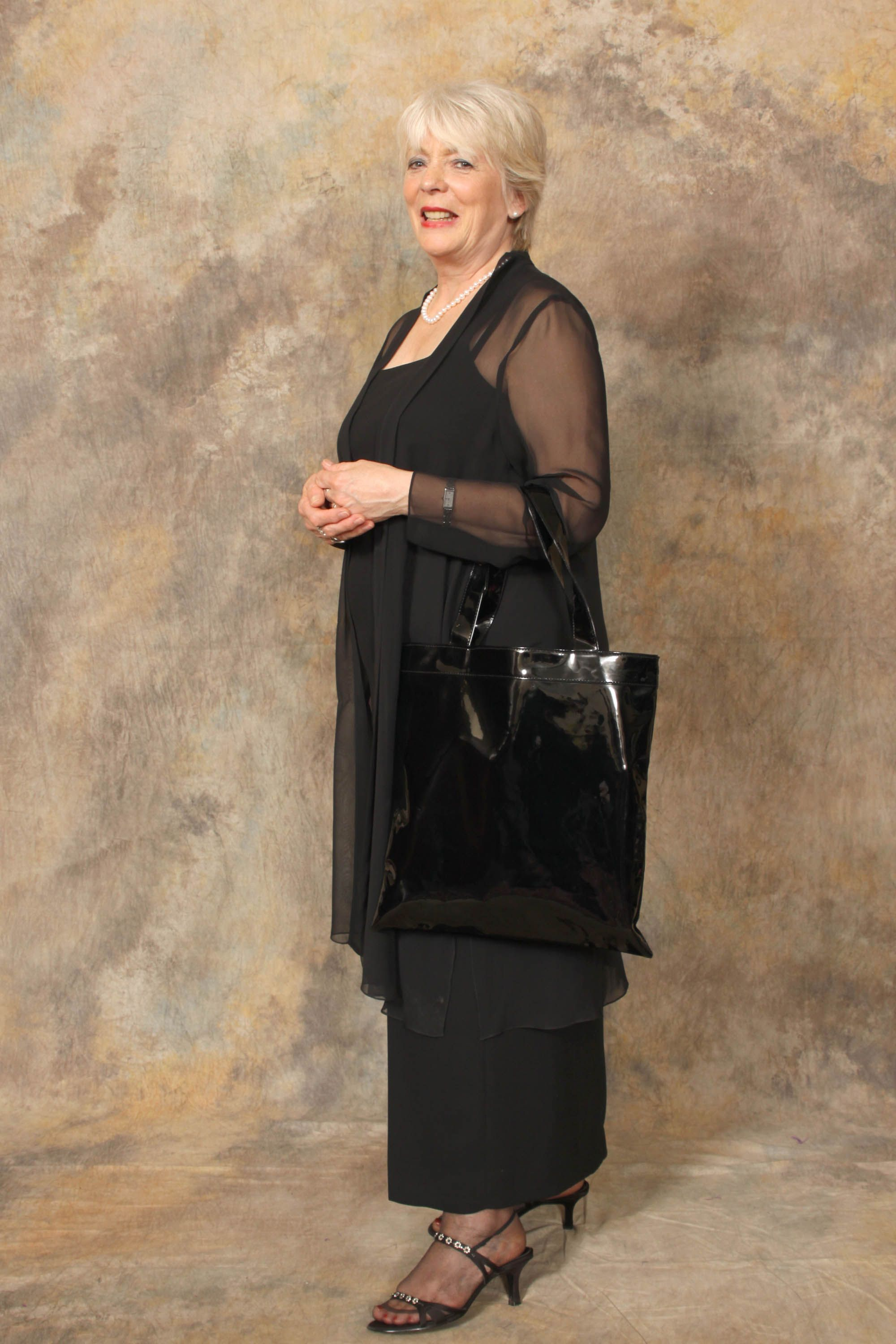 """Alison Steadman Movies And Tv Shows take this bag out shopping and see the heads turn!"""" - alison"""