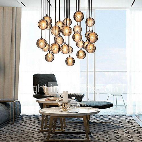 Moderno Contemporáneo Lámparas Colgantes Para Sala de estar Comedor