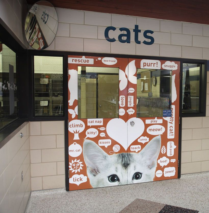 Animal Humane Society Sussner Design Company Animal Shelter Design Animal Rescue Center Humane Society