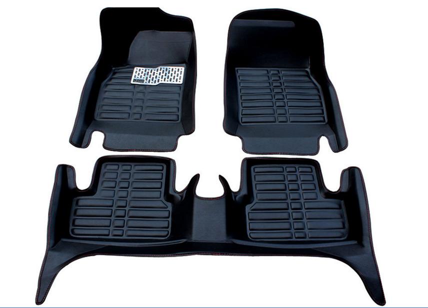 Great For Hyundai Sonata 2009 2010 2011 2012 2013 Floor Mats Liner Front  2017 2018