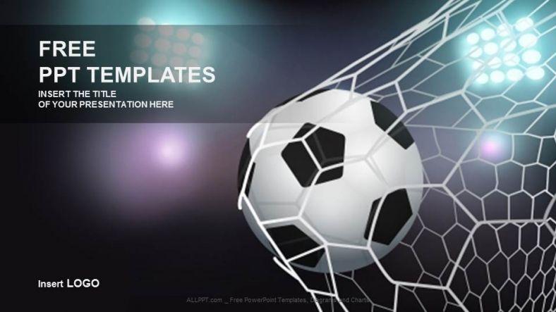 Soccer ball in the goal net sport ppt templates tag world cup soccer ball in the goal net sport ppt templates tag world cup toneelgroepblik Choice Image