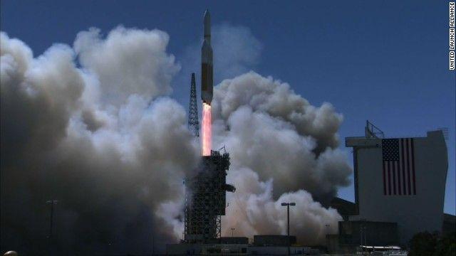 Estados Unidos pone en órbita un satélite espía de alta capacidad