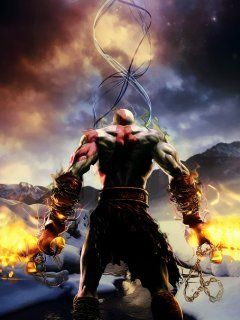Download God Of War Mobile Wallpaper Mobile Toones God