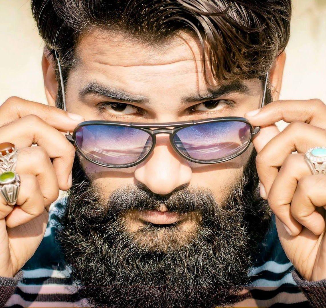 Haircuts for men with widows peak bearditorium ucbj ud  beards  pinterest  beard styles