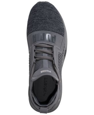 sports shoes 442e6 146d3 Puma Men's Ignite Limitless Knit Casual Sneakers from Finish ...