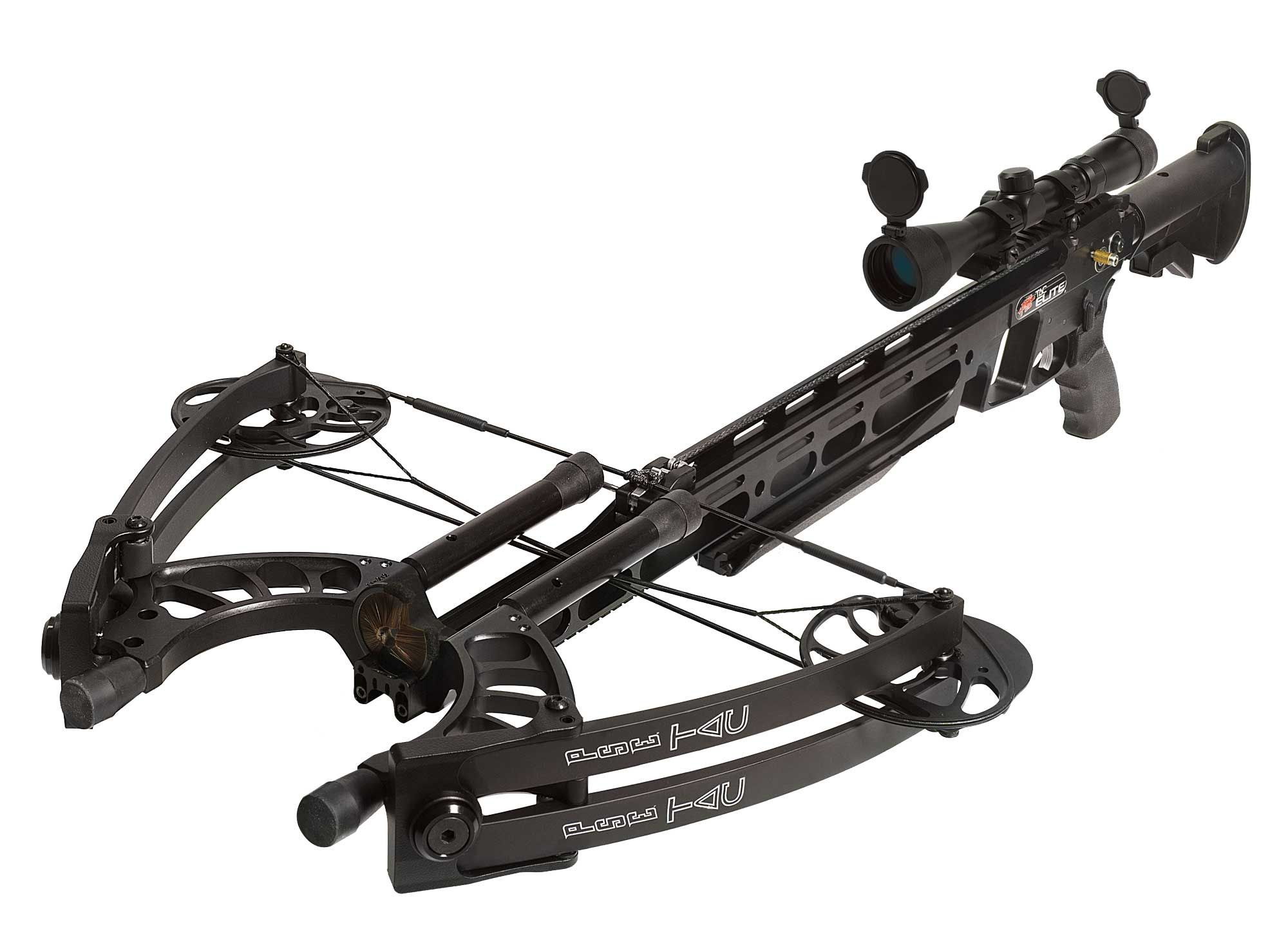 The 2013 PSE TAC Elite Integrated Crossbow #compound