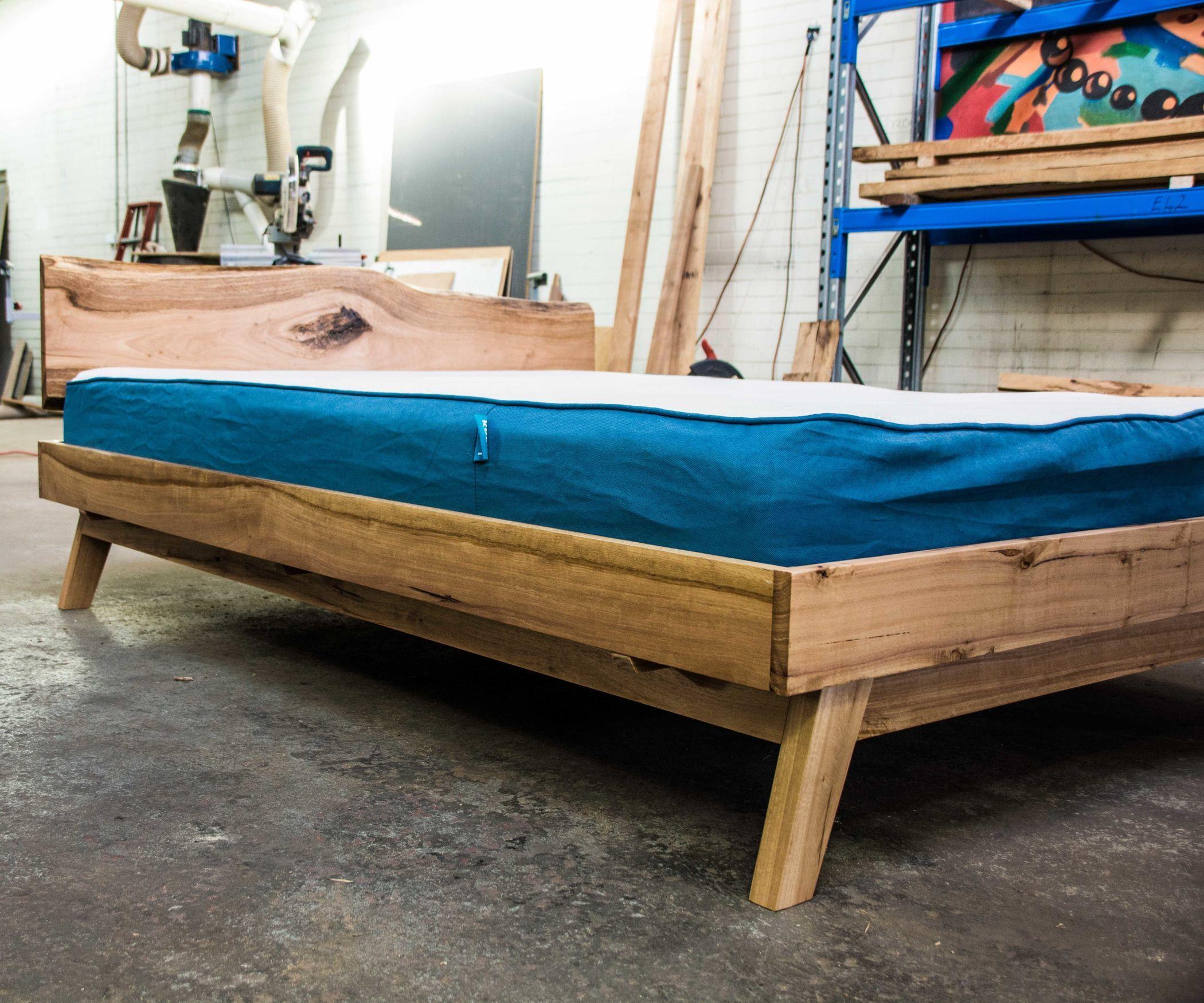 Queen Size Platform Bed Queen size platform bed, High