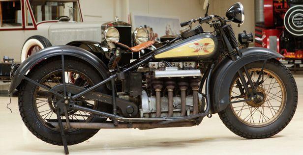 1931 Henderson Kj Police Special